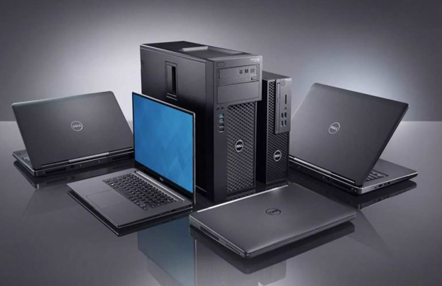 Dell Precision Workstation Hardware