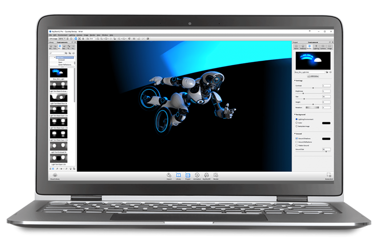 Keyshot 3D Rendering Software Download