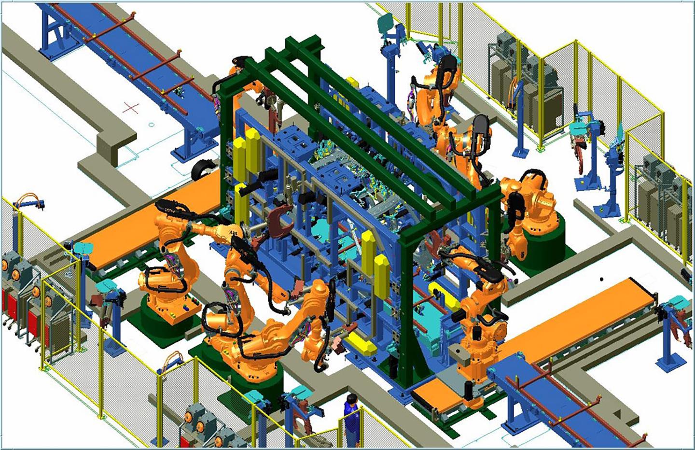 Siemens Tecnomatix Plant Process Simulation Software Download