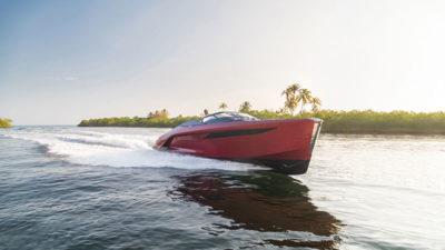 Princess yacht R35