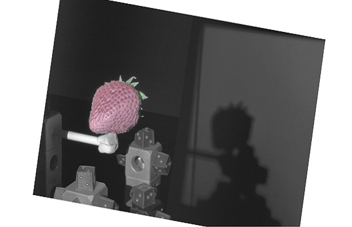 Reverse Engineering Software 3D optical Measuring Device