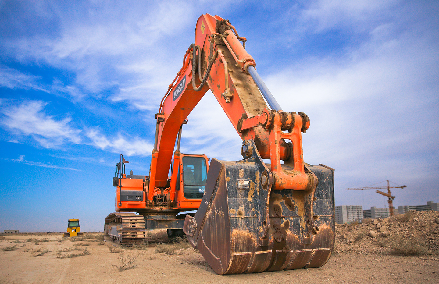 Industrial Machinery and Heavy Equipment