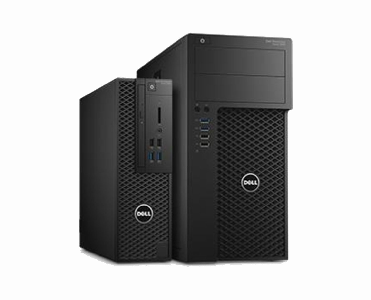 Entry - Dell Precision Tower 3000 Series